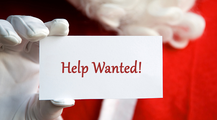Help Wanted Blog