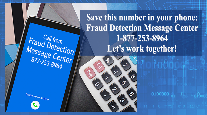 Fraud Detection Mini Banner