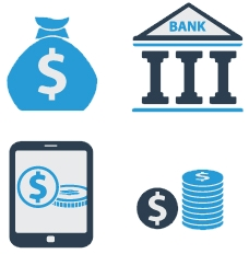 Personal Banking Icons